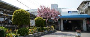 JR川西池田駅の画像