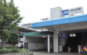 川西池田駅
